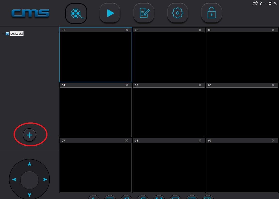 Phầm mềm xem camera Yoose trên máy tính