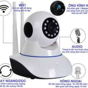 camera ip wifi đà nẵng