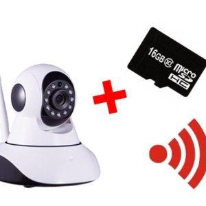 Tọn bộ camera IP Wifi Đà Nẵng