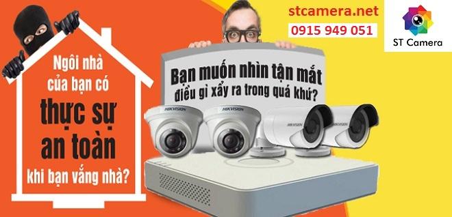 Lợi ích khi lắp đặt sử dụng dịch vụ lắp đặt camera của ST Camera tại Nha Trang